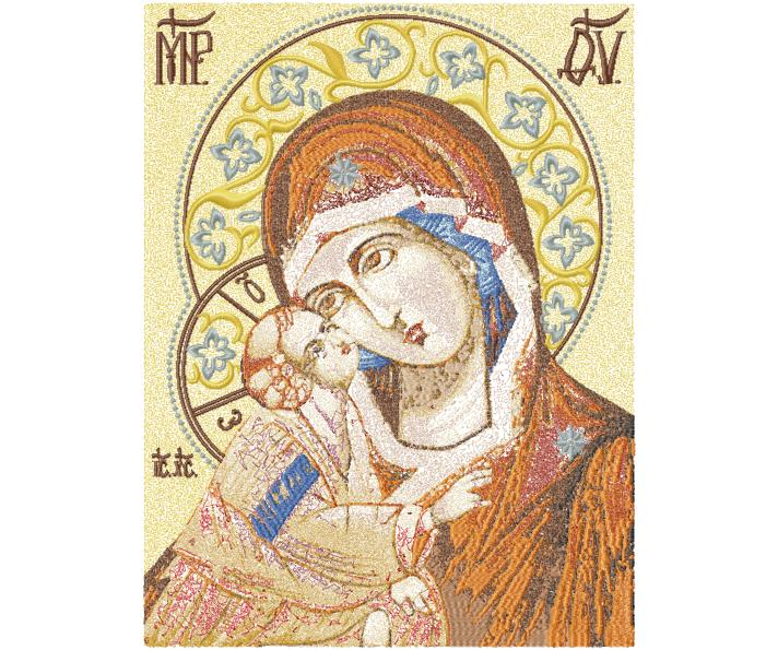 КОМЕЛЕКТ comelect embroidery designs icons and religious